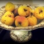 Słodka zapiekanka jabłkowo-ryżowo-korzenno-waniliowa na łikędu początek