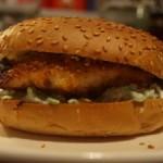 Klasyczne chicken burgery
