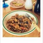 Gulasz/potrawka z polędwiczek