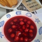 Wiśniówka czyli zupa owocowa