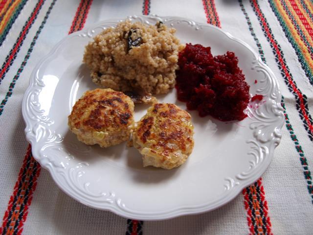 Oldskulowy polski obiad