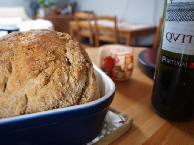 Chleb szybki jak na chleb