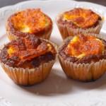 Muffinki marchwiano-pomarańczane
