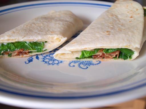 Tortilla w stylu parmeńskim
