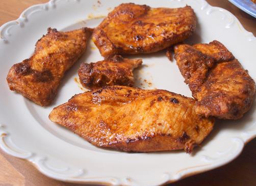 Kurczak Natalii Nguyen i mój pomysł na jego wykorzystanie