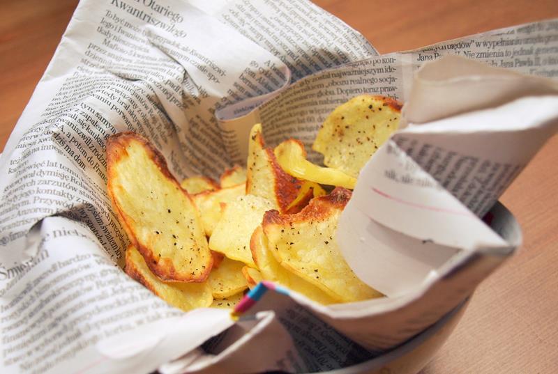 Chude chipsy