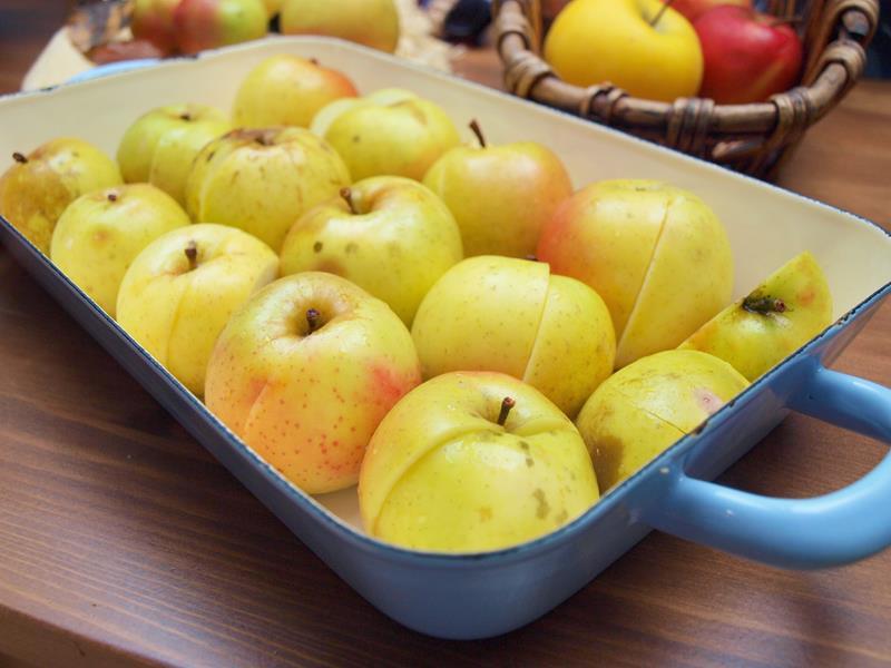 Marmolada jabłkowa najlepsza