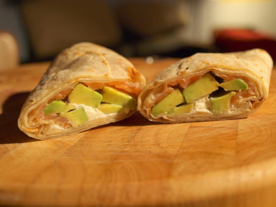 Tortillka suszkowa