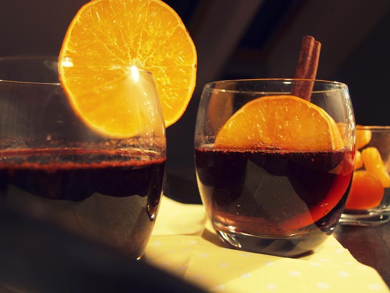 Grzane wino korzenne