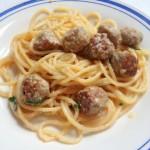 Spaghetti sycylijskie