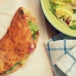 Pizza kanapka