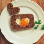 Pomysł na śniadanie z miłością, walentynkowe śniadanie