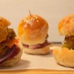 Mini hamburgerusie (koreczki hamburgerki)