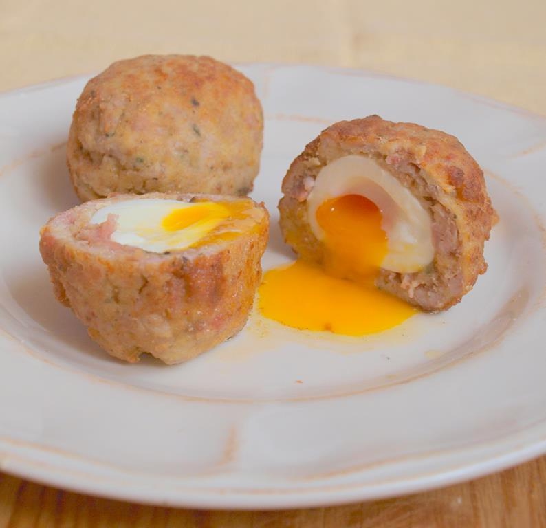 Jajka kaledońskie