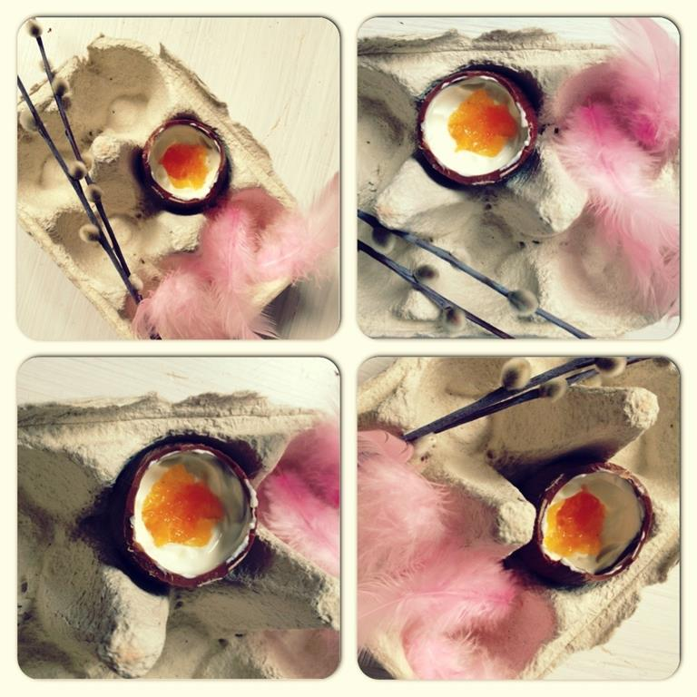 DIY - słodkie jajka na niby