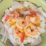 Krewetkowo-pomidorowo-kokosowe curry jeszcze prościej