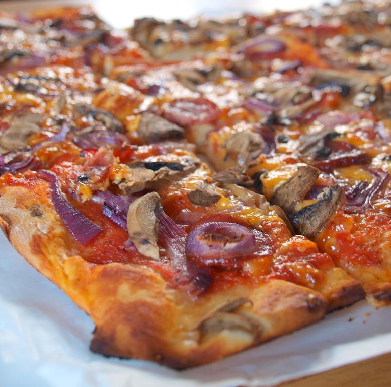 """Pizza...""""polska"""" tym razem"""