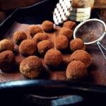 Kasztanowo-migdałowe bajaderki z marchewką i imbirem