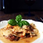 Lasagne bolognese (prawdziwa)