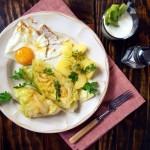 Młoda kapusta w tradycyjnym wiosennym/letnim obiedzie