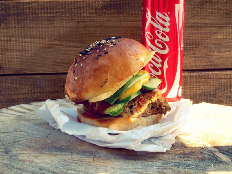 Łatwe w jedzeniu, klasyczne hamburgery