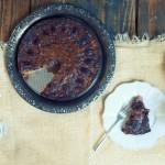 Pecan pie to die for!… Ciasto z orzechów pekan na spodzie krucho-sernikowym