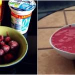 Dietetyczne i zdrowe lody truskawkowe w 5 minut