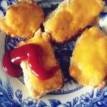 Zapiekanki ze słodkiej bułki z cheddarem czyli jak wegetarianin może poczuć smak cheeseburgerów z maka