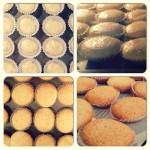 Połgodzinne (z pieczeniem) mini babeczki, szybkie bazowe muffinki