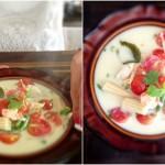 Oryginalna zupa tajska green curry (wpis gościnny Bruxeli)