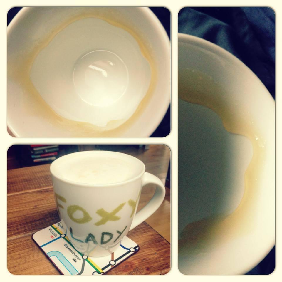 Kawa z syropem - tip