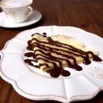 Naleśniki z czekoladą