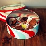 Ciasteczka piernikowe wycinane z foremek (klasyczne i zdrowsze gryczane)