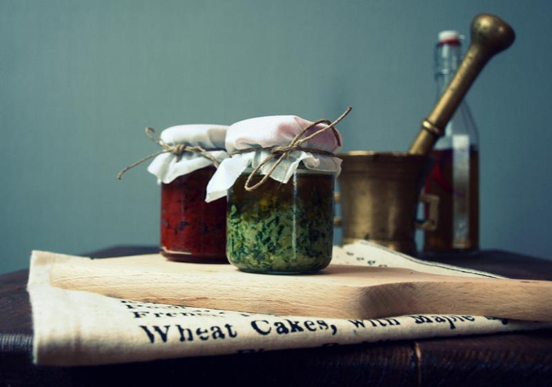 Pesto verde (zielone pesto) po włosku
