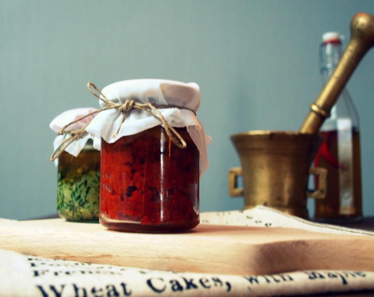 Pesto rosso (pesto czerwone) po włosku