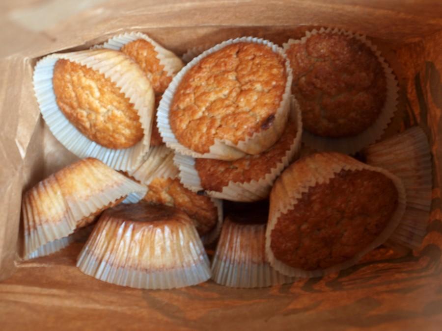 Zrób muffinki w 8 minut (plus 25 pieczenia) - FILM