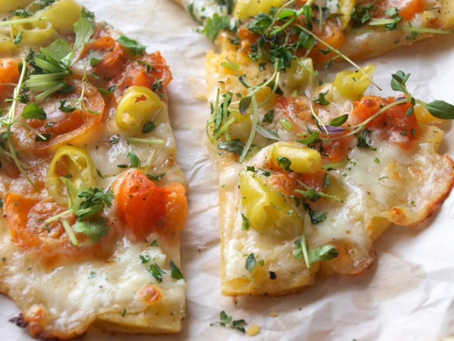 Pizza bezglutenowa (i zwykła też)