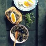 Tapenada (pasta z czarnych oliwek)