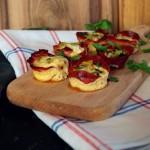 Egg muffins – wytrawne śniadaniowe muffinki z jajek