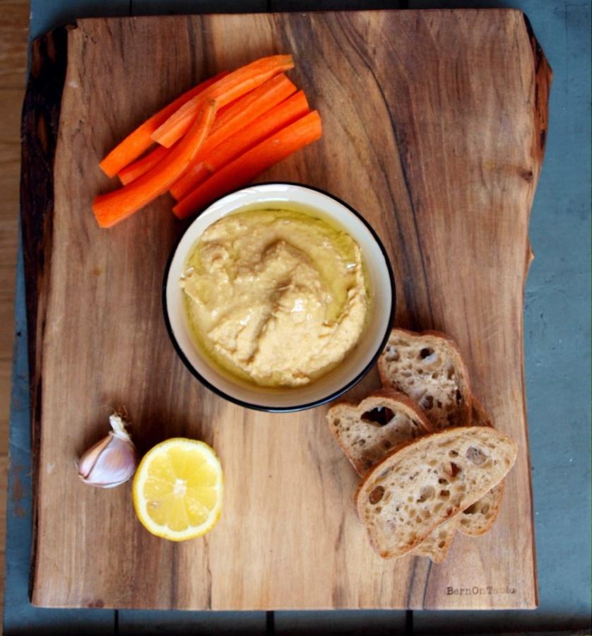 Hummus - 3 rodzaje