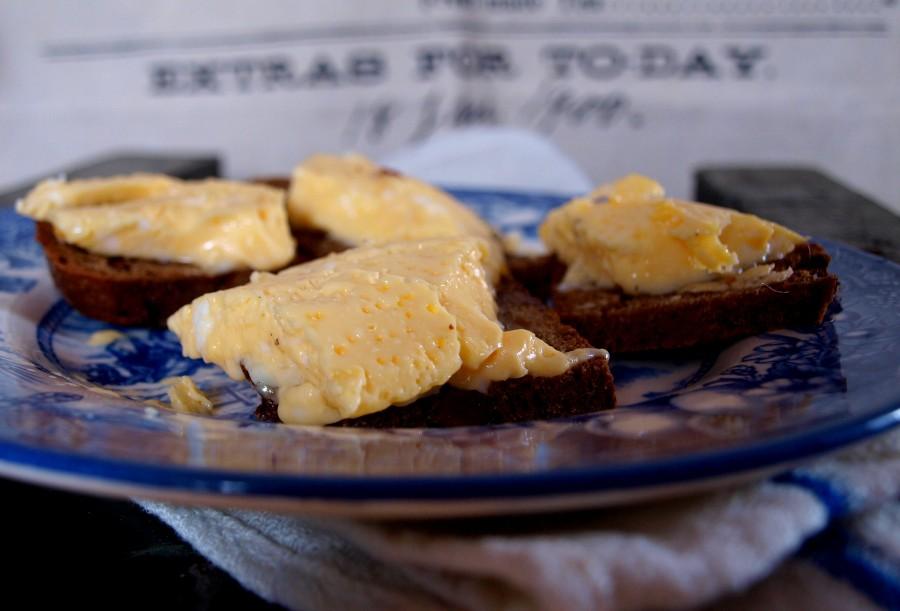 Jajko na parze czyli japoński omlet