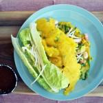 Bánh Xèo – wietnamskie ryżowe placki z krewetkami