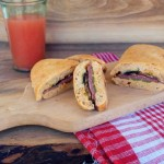 Barokowa, nierozwalająca się, rozpustna kanapka piknikowa na zimno lub ciepło
