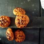 Classic peanut butter cookies (łatwe, bez miksera)
