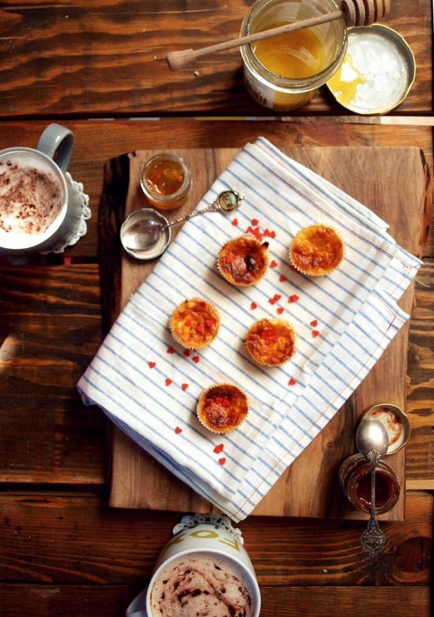 Serniczki - muffinki, babeczki sernikowe