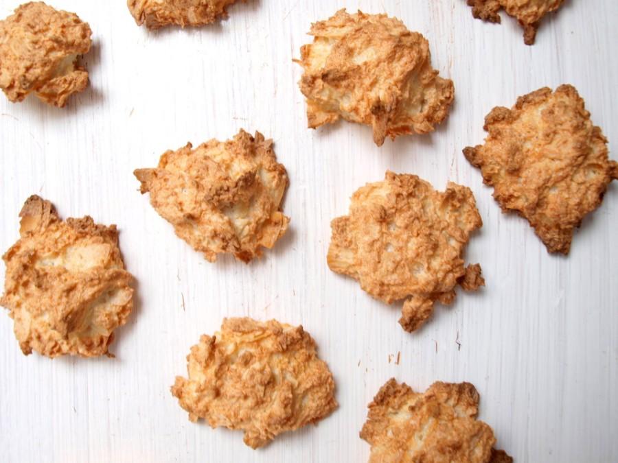 Kokosanki jak z cukierni czyli ciastka bez tłuszczu i mąki