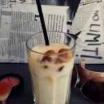 Frappe (mrożona kawa)