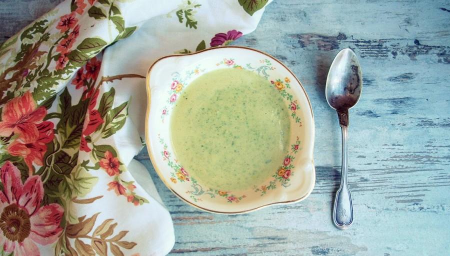 Prosta, pyszna i szybka zupa z cukinii