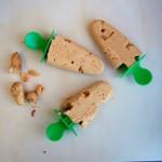 Lody jogurtowe z masłem orzechowym i Bailey'sem (dietetyczne)