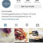 Na instagramie 2 filmy z przepisem na rybę z grilla z quinoą